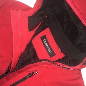 Calvin Kleins Men Jacket
